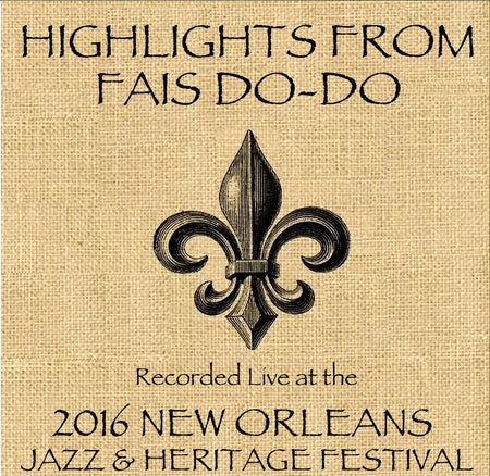 John Mooney & Bluesiana - Live at 2018 New Orleans Jazz & Heritage Festival