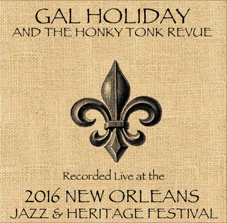 Cowboy Mouth - Live at 2016 New Orleans Jazz & Heritage Festival
