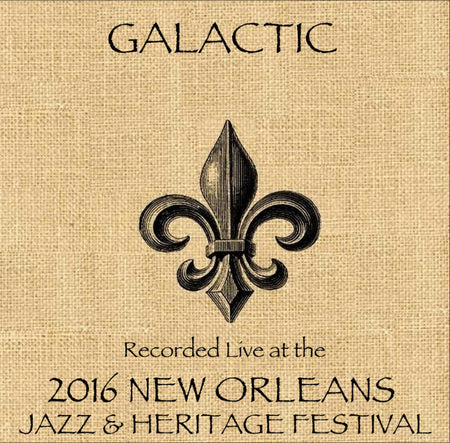 Dwayne Dopsie & The Zydeco Hellraisers  - Live at 2016 New Orleans Jazz & Heritage Festival