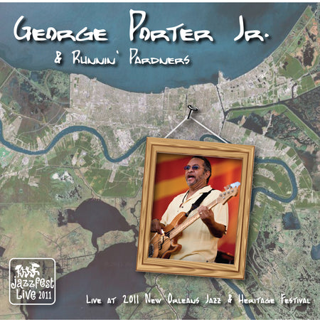 Luther Kent & Trickbag - Live at 2011 New Orleans Jazz & Heritage Festival