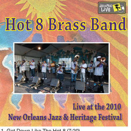 John Mooney & Bluesiana - Live at 2010 New Orleans Jazz & Heritage Festival