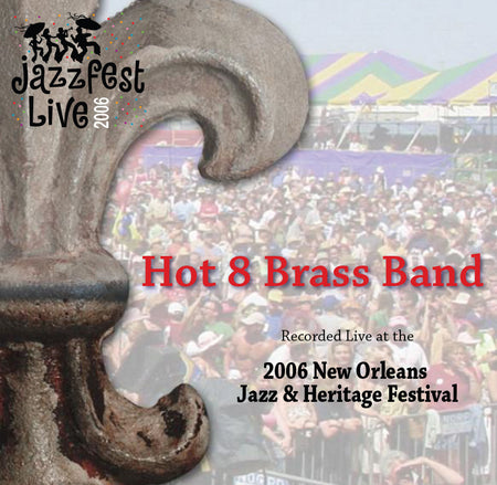 Luther Kent & Trickbag - Live at 2006 New Orleans Jazz & Heritage Festival