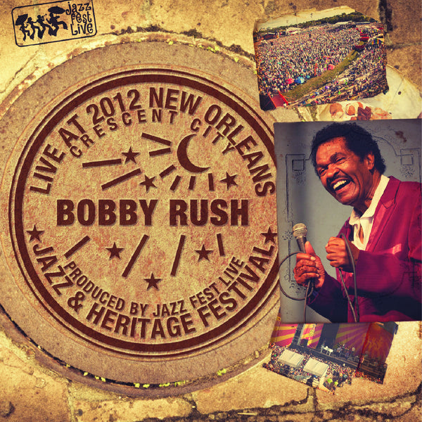 Bobby Rush - Live at 2012 New Orleans Jazz & Heritage Festival