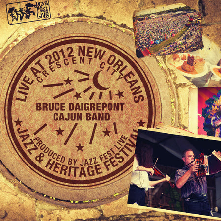 Cowboy Mouth - Live at 2012 New Orleans Jazz & Heritage Festival
