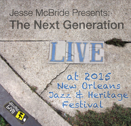 Loyola University Jazz Ensemble - Live at 2015 New Orleans Jazz & Heritage Festival