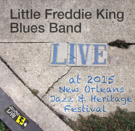 Joe Krown Trio - Live at 2015 New Orleans Jazz & Heritage Festival