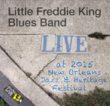 Little Freddie King - Live at 2015 New Orleans Jazz & Heritage Festival