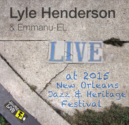 Ellis Marsalis - Live at 2015 New Orleans Jazz & Heritage Festival