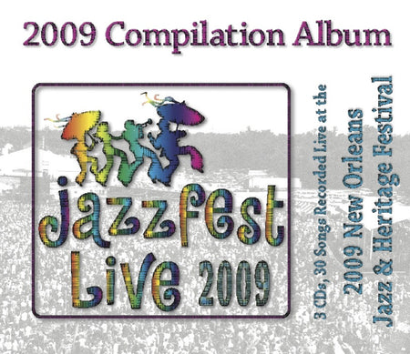 Compilation: Live at 2014 New Orleans Jazz & Heritage Festival