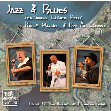 Los Po-Boy-Citos - Live at 2011 New Orleans Jazz & Heritage Festival