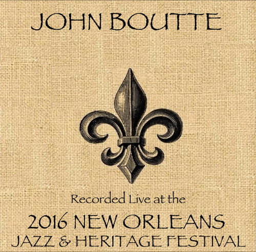 John Boutte - Live at 2016 New Orleans Jazz & Heritage Festival