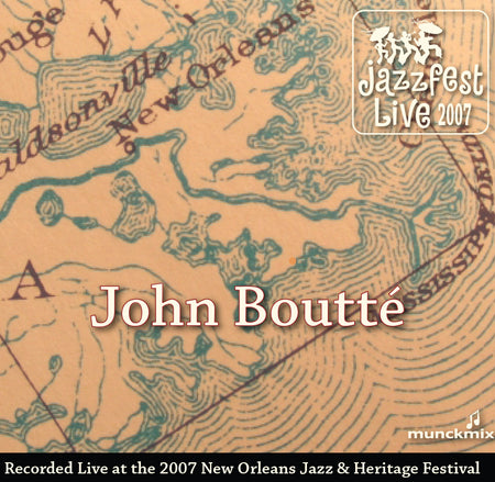 New Orleans Jazz & Heritage Festival - 2007 CD Set