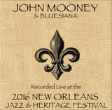 John Mooney - Live at 2016 New Orleans Jazz & Heritage Festival