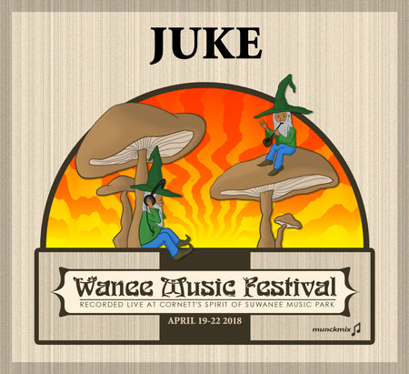 The Yeti Trio  - Live at 2018 Wanee Music Festival