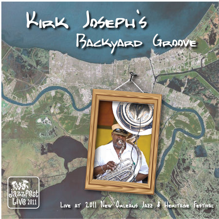 Honey Island Swamp Band - Live at 2011 New Orleans Jazz & Heritage Festival