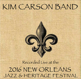 Kim Carson - Live at 2016 New Orleans Jazz & Heritage Festival