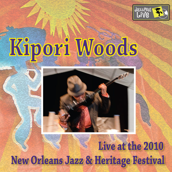 Kipori Woods - Live at 2010 New Orleans Jazz & Heritage Festival