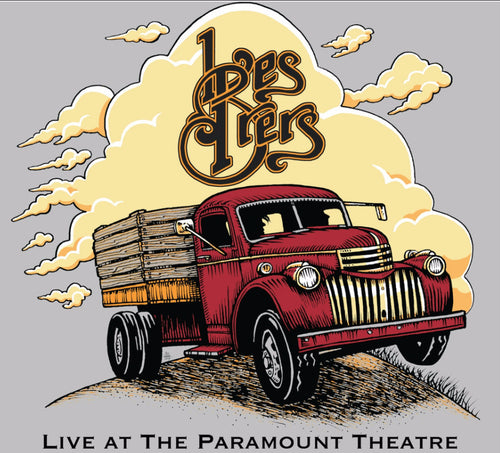 Monthly Specials! - Les Brers 09-10-16 - Live at The Paramount Theatre Rutland, VT
