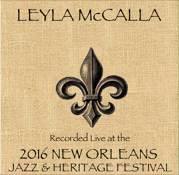 Leyla McCalla - Live at 2016 New Orleans Jazz & Heritage Festival