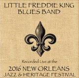 Little Freddie King Blues Band - Live at 2016 New Orleans Jazz & Heritage Festival