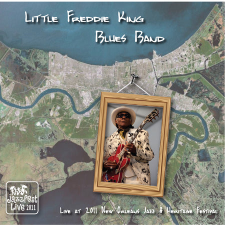 Big Chief Bo Dollis & the Wild Magnolias - Live at 2011 New Orleans Jazz & Heritage Festival