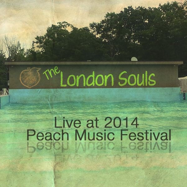 The London Souls - Live at 2014 Peach Music Festival