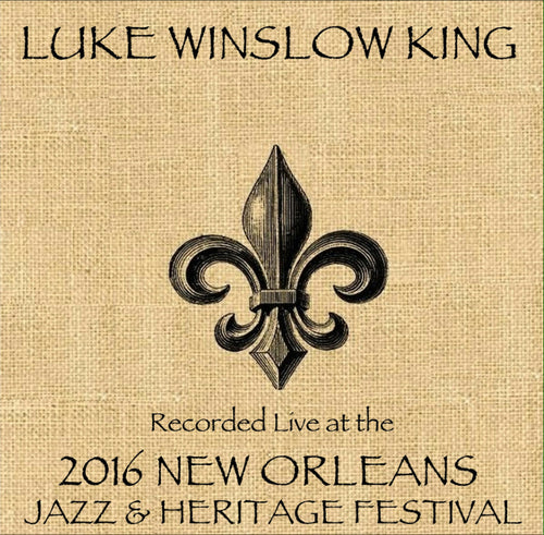 Luke Winslow King - Live at 2016 New Orleans Jazz & Heritage Festival