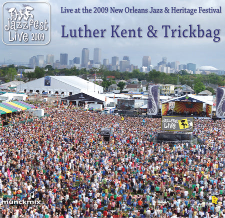 Doc Watson - Live at 2009 New Orleans Jazz & Heritage Festival
