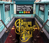 The Allman Brothers Band: 2014-03-15 Live at Beacon Theatre, New York, NY, March 15, 2014