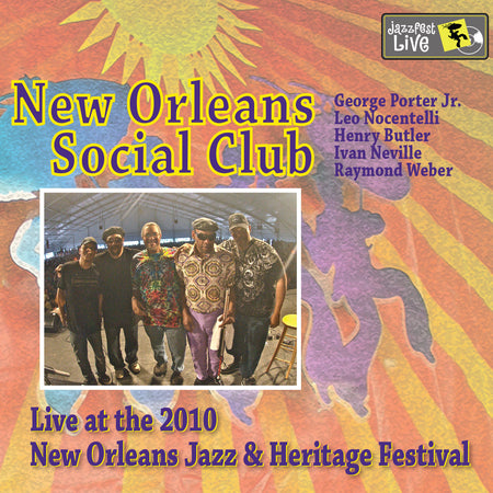 Bonerama - Live at 2010 New Orleans Jazz & Heritage Festival