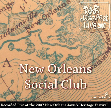 Steve Riley & The Mamou Playboys - Live at 2007 New Orleans Jazz & Heritage Festival