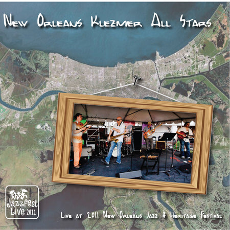 Hot 8 Brass Band - Live at 2011 New Orleans Jazz & Heritage Festival