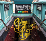 The Allman Brothers Band: 2014-10-21 Live at Beacon Theatre, New York, NY, October 21, 2014