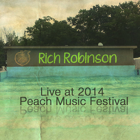 The Allman Brothers Band: 2014-08-16 Live at Peach Music Festival, Montage Mountain, PA, August 16, 2014