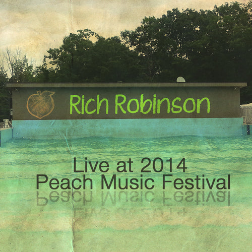 Rich Robinson - Live at 2014 Peach Music Festival