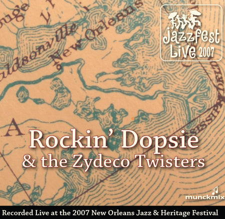 George Porter Jr. & Runnin' Pardners - Live at 2007 New Orleans Jazz & Heritage Festival