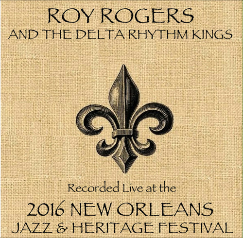 Roy Rogers - Live at 2016 New Orleans Jazz & Heritage Festival