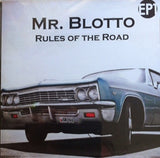 Mr. Blotto: Rules Of The Road