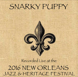 Snarky Puppy  - Live at 2016 New Orleans Jazz & Heritage Festival