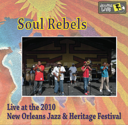 Bernard Allison - Live at 2010 New Orleans Jazz & Heritage Festival