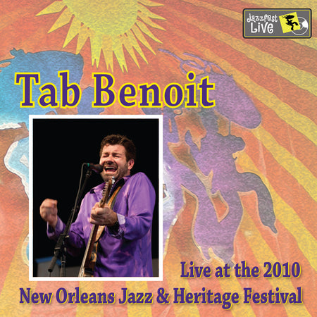 Keith Frank & the Soileau Zydeco Band - Live at 2010 New Orleans Jazz & Heritage Festival