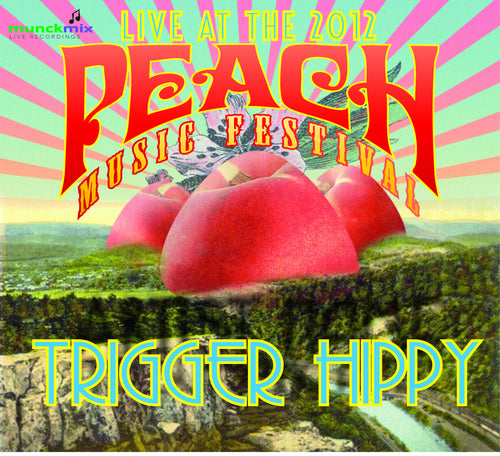 Trigger Hippy - Live at 2012 Peach Music Festival