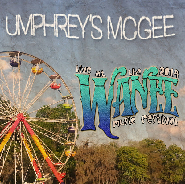 Umphrey's McGee - Live at 2014 Wanee Music Festival