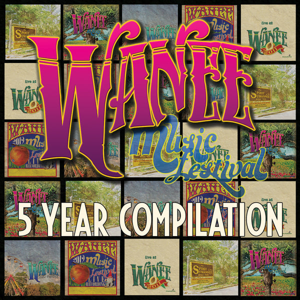 Holiday Special - 5 Years Live at Wanee Music Festival 3 CD SET