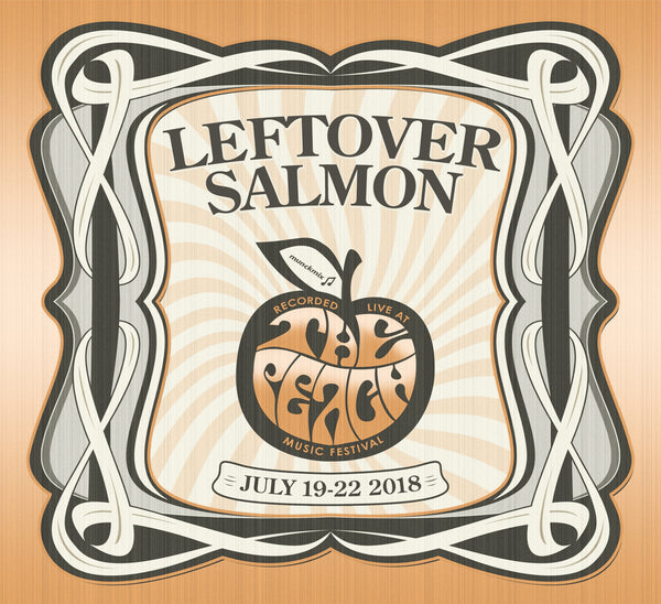 Leftover Salmon - Live at 2018 Peach Music Festival