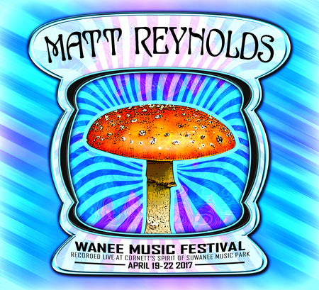 Wanee Music Festival - 2017 CD Set