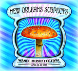 New Orleans Suspects - Live at 2017 Wanee Music Festival