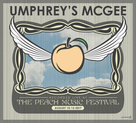 Umphrey's McGee early show - Live at 2017 Peach Music Festival