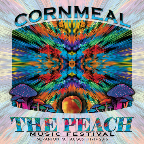 Cornmeal - Live at 2016 Peach Music Festival