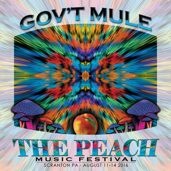 Gov't Mule  - Live at 2016 Peach Music Festival